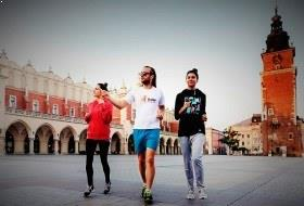 Krakow Running Tour with a private guide