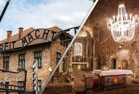 Auschwitz & Salt Mine <span>1 day tour from Krakow</span>