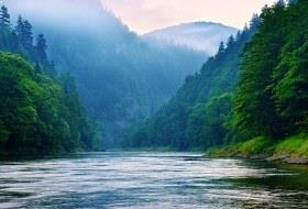 Dunajec River Rafting 1 day tour from Krakow