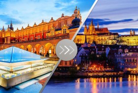 Krakow - Prague Private Transfer