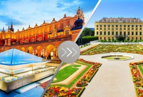 Krakow - Vienna  Private Transfer