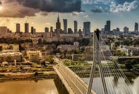 Visit Warsaw 1 day tour from Krakow