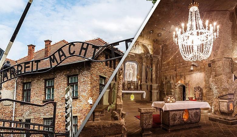 Auschwitz & Salt Mine 1 day tour from Krakow - 1 - Auschwitz Krakow Tours